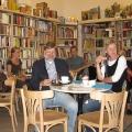 Lesung am 8. Mai 2009 in Lhotzkys Literaturbuffet - Barbara Finke-Heinrich, Bernd Heinrich