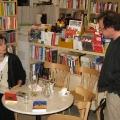 Lesung am 8. Mai 2009 in Lhotzkys Literaturbuffet - Armin Baumgartner im Gespräch