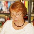 Lesung am 8. Mai 2009 in Lhotzkys Literaturbuffet - Petra Wilhelmi liest