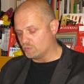 Lesung am 8. Mai 2009 in Lhotzkys Literaturbuffet - Thomas Mokkahoff liest