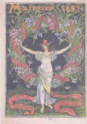 1. Mai 1897 - Festschrift der Sozialistischen Partei Österreichs. Wien.