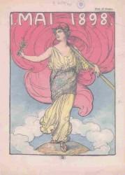 1. Mai 1898 - Festschrift der Sozialistischen Partei Österreichs. Wien.