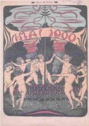 1. Mai 1900 - Festschrift der Sozialistischen Partei Österreichs. Wien.