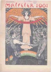 1. Mai 1901 - Festschrift der Sozialistischen Partei Österreichs. Wien.
