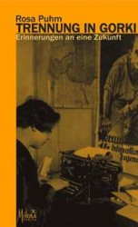 Buchcover - Trennung in Gorki