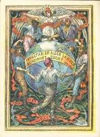 Maifestschrift 1897 zweite Seite