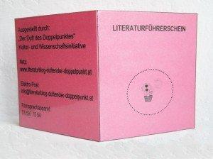 Literaturführerschein