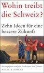Buchcover Wohin treibt die Schweiz?
