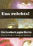 Cover Uns reichts - Lesen gegen Rechts