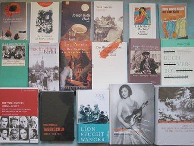 Bücher für das Literaturquiz