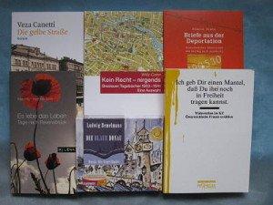 Bücherpaket des Literaturblogs Duftender Doppelpunkt