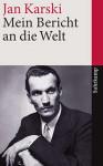 Buchcover Jan Karski Mein Bericht an die Welt