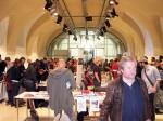 BuchQuartier Messe für unabhängige bzw. kleine Verlage im Museumsquartier in Wien