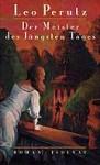 Buchcover Leo Perutz Der Meister des Jüngsten Tages Zsolnay Verlag