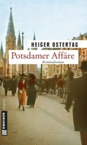 Buchcover Heiger Buchcovr Ostertag Potsdamer Affäre