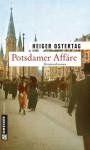 Buchcover Heiger Ostertag Potsdamer Affäre