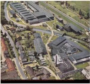 Schoeller-Bleckmann Werk Mürzzuschlag 1962.