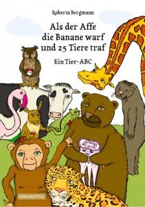 Buchcover Als der Affe die Banane warf.