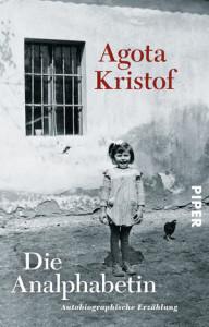 Agota Kristof Die Analphabethin Buchcover