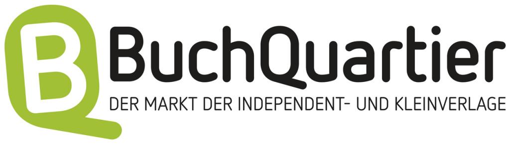 Buchquartier Logo