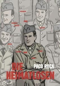 Die Heimatlosen  Paco Roca Buchcover