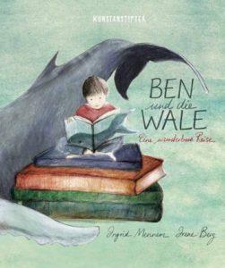 Cover Ben und die Wale