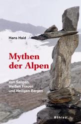 Buchcover-Mythen der Alpen